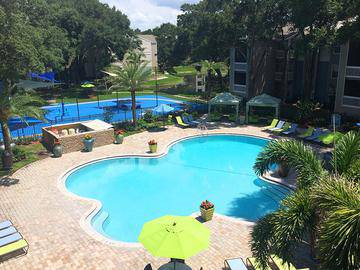 Resort-Style Pool with Expansive Sundeck - Allister Place - Tampa, FL