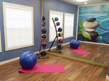 Yoga Center - Allister Place - Tampa, FL