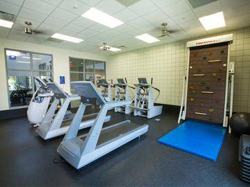 Magic Rec Center- Aerobic Room - Amber Lakes - Winter Park, FL