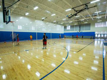 Magic Rec Center- Basketball Court - Amber Lakes - Winter Park, FL