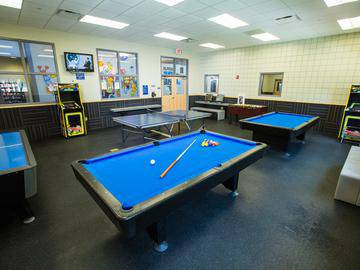 Orlando Magic Rec Center- Game Room - Amber Lakes - Winter Park, FL