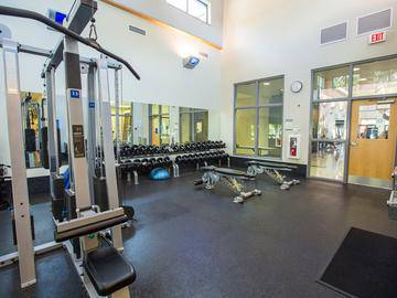 Magic Rec Center- Weight Room - Amber Lakes - Winter Park, FL