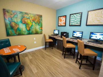 Business Center - Amber Lakes - Winter Park, FL