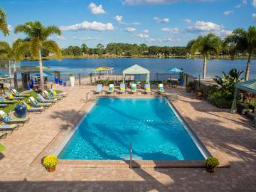 Lakeside Pool - Amber Lakes - Winter Park, FL