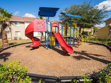 Playground - Amber Lakes - Winter Park, FL