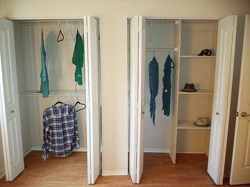 Dual Closets - The Lexington at Winter Park - Winter Park, FL