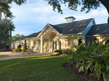 Clubhouse Exterior - Lanier Landing - Brunswick, GA