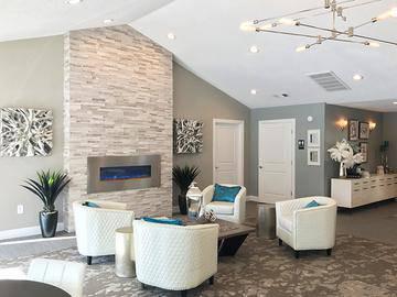 Clubhouse Interior - Lanier Landing - Brunswick, GA