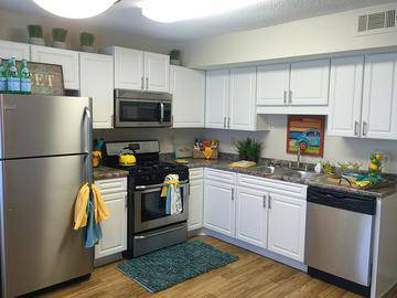 Updated Kitchens - Lanier Landing - Brunswick, GA