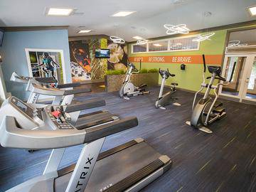 Fitness Center - Village West at Peachtree Corners - Norcross, GA