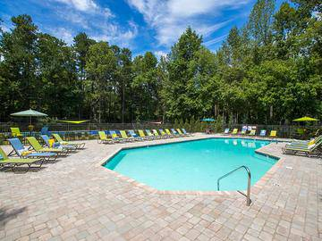 Second Pool - Village West at Peachtree Corners - Norcross, GA