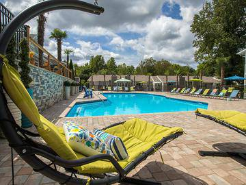 Poolside Loungers - Village West at Peachtree Corners - Norcross, GA