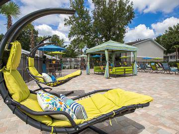 Poolside Cabanas - Village West at Peachtree Corners - Norcross, GA