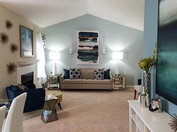 Open Concept Floor Plans - Village West at Peachtree Corners - Norcross, GA