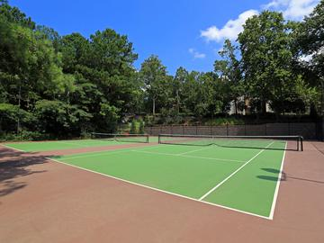 Tennis Court - Village West at Peachtree Corners - Norcross, GA