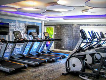 State-of-the-Art Fitness Center - The Lake House at Martins Landing - Roswell, GA