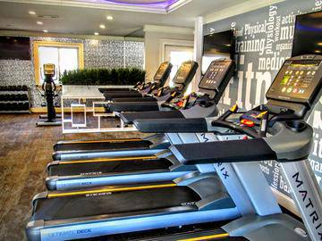 Fitness Center - The Lake House at Martins Landing - Roswell, GA