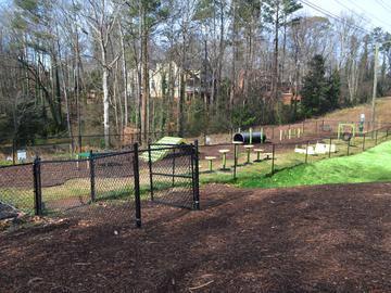 Dog Park - The Reserve at Ridgewood - Sandy Springs, GA