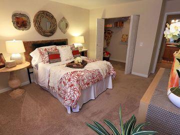 Bedroom - The Reserve at Ridgewood - Sandy Springs, GA