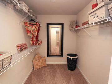Walk-In Closets - The Reserve at Ridgewood - Sandy Springs, GA