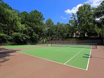 Tennis Courts - The Reserve at Ridgewood - Sandy Springs, GA