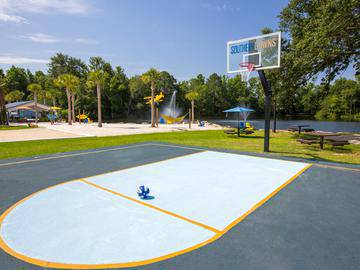 Basketball Court - Southern Downs - Statesboro, GA