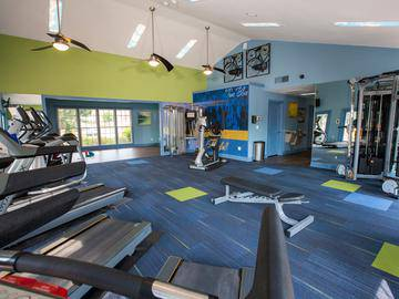 Fitness Center - Southern Downs - Statesboro, GA