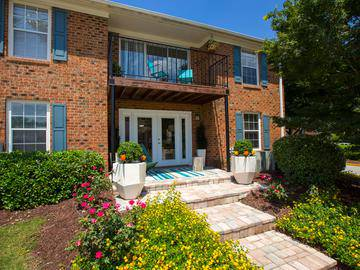 Private Patio/Balcony - Southern Downs - Statesboro, GA