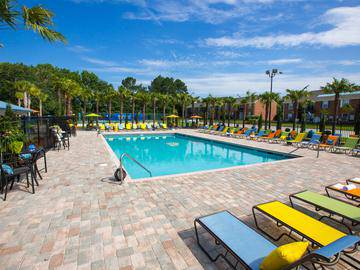 Resort-Style Swimming Pool - Southern Downs - Statesboro, GA