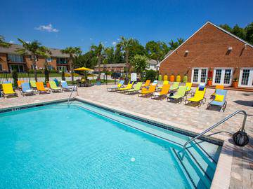 Poolside Loungers - Southern Downs - Statesboro, GA