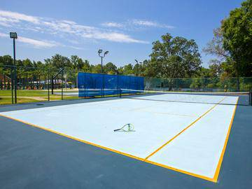 Tennis Court - Southern Downs - Statesboro, GA