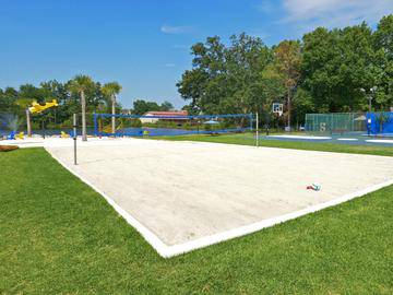 Volleyball Court - Southern Downs - Statesboro, GA