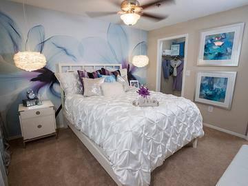 Master Bedroom - Avenue 33 - Stockbridge, GA