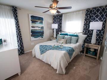 Bedroom - Avenue 33 - Stockbridge, GA