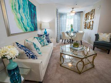 Living Room - Avenue 33 - Stockbridge, GA