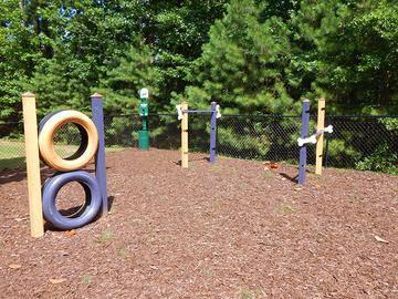 Dog Park with Agility Equipment - Cambridge Pointe - Stockbridge, GA