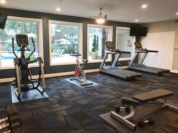 Cardio Equipment - Cambridge Pointe - Stockbridge, GA