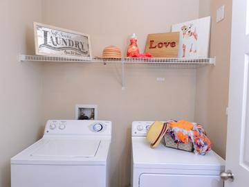 Washer & Dryer Included - Cambridge Pointe - Stockbridge, GA