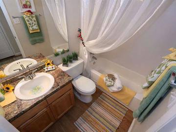Bathroom - Alpine Commons - Amherst, MA
