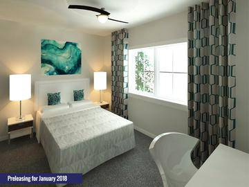 New 4 Bedroom Bedroom - Alpine Commons - Amherst, MA