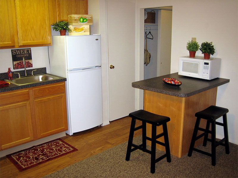 Open Kitchens