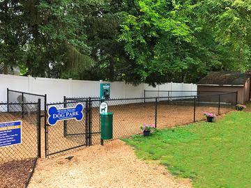 Bark Park - Beacon Square - Chicopee, MA