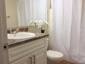 Updated Bathroom - Edgewood Court - Chicopee, MA