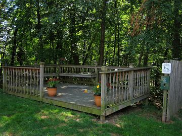 Deck in Edgewood Court - Edgewood Court - Chicopee, MA
