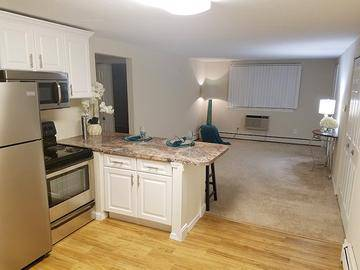 Open Floor Plans - Edgewood Court - Chicopee, MA