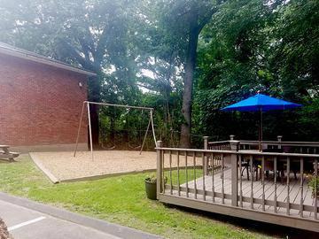 Swing Set - Edgewood Court - Chicopee, MA