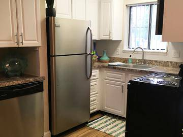 Updated Kitchen - Country Manor - Feeding Hills, MA