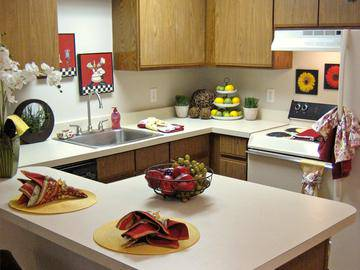 Basic Kitchen - Welby Park Estates - New Bedford, MA