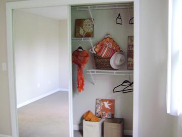Closet - Welby Park Estates - New Bedford, MA