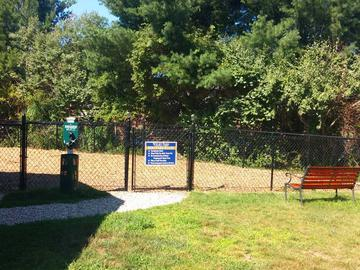 Brand New Dog Park - Welby Park Estates - New Bedford, MA